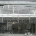 Fachadas en Vidrio Templado